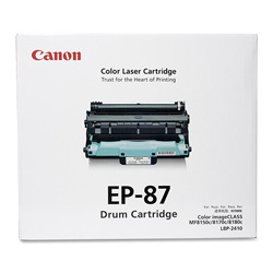 Canon EP87DRUM Copier Drum for MF8170C, 8180C, Black