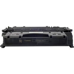 Canon Toner Cartridge, 6100 Page Yield, Black