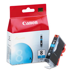 Canon Color Ink Cartridge, Cyan