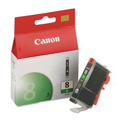 Canon Cli-8G Green Ink Tank For Pixma Pro9000
