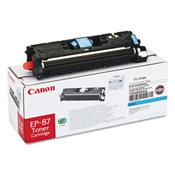 Canon EP87C PC Toner for MF8170C, 8180C, Cyan