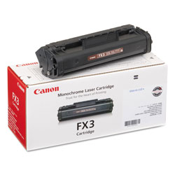 Canon Toner Cartridge, for fax models IC1100; IR2000; L75; 80, 3500IF; Others