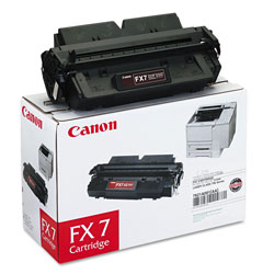 Canon Toner Cartridge, for Fax Models LC710, 720, 730 (FX7)