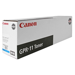 Canon GPR11C Digital Color Toner for C3200, Cyan