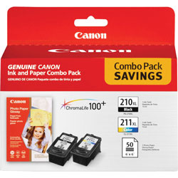 Canon Kit For, PG210XL, CL211XL