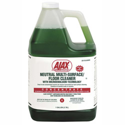 Ajax No Rinse Hard Surface All Purpose Cleaner, 1 Gallon