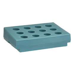 Cambro Cutlery Rack Only, Slate Blue