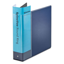 "Cardinal SpineVue® 2"" View Binder, Blue"