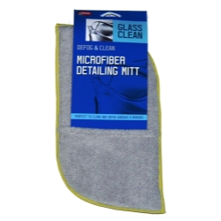 Carrand 2-Sided Microfibr Duster and Window Defogger Mitt