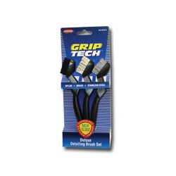 Carrand Deluxe Detail Brush - 3 pack