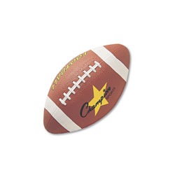 "Champion 9"" Rubber Football"