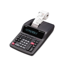 Casio DR210TM Printing Desktop Calculator