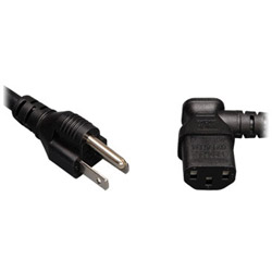 Tripp Lite P006-006-13RA - Power Cable (125 VAC) - 6 Ft