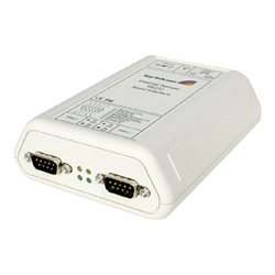 Startech RS-232 Serial Ethernet IP Adapter (Device Server, Console Server) - Device Server