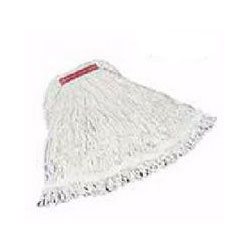 Rubbermaid White Medium Superstitch Cotton Loopendmop 5""