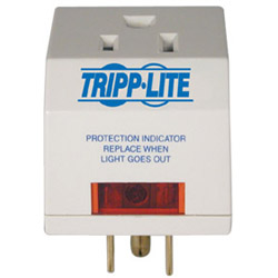 Tripp Lite SPIKECUBE - Surge Suppressor (External) - AC 120 V - 1 Output Connector(s)