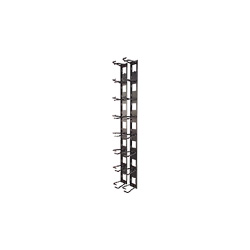 APC AR8442 Vertical Rack Cable Organizer Panel for Netshelter VX Channel