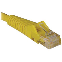 Tripp Lite N001-003-YW - Patch Cable - 3 Ft