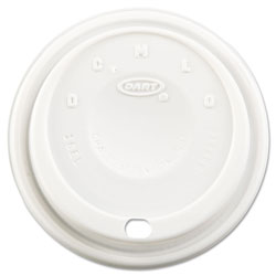 Dart Container 16EL Plastic Lid For Hot/Cold Foam Cups