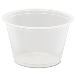 Dart Container 4 oz Conex® Complements Portion Cups, Clear