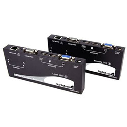 Startech Long Range USB VGA KVM Console Extender Over Cat5 UTP - 1000 Ft - KVM Extender