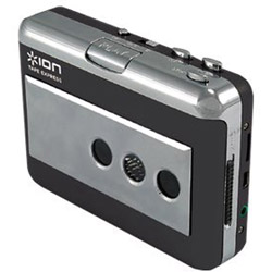 Ion TAPE EXPRESS - Personal Cassette Recorder