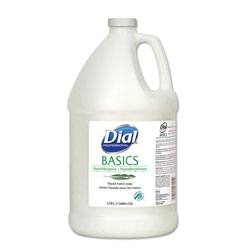Dial Professional Hypoallergenic Scented Bottled Soap, Gallon