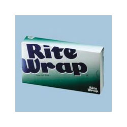 "Dixie RW106 Rite-Wrap White Interfolded Dry Wax Deli Paper, 10"" x 10 3/4"""