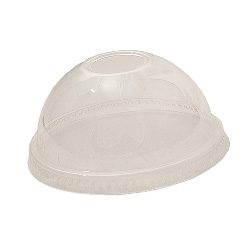 Chesapeake Dome Lid For 9 Oz Pet Cups, 20 Sleeves of 50 Lids