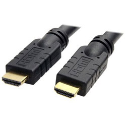 Startech Active High Speed HDMI To HDMI Digital Video Cable - Video Cable - HDMI - 80 Ft