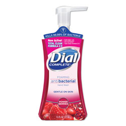 Dial Professional Antibacterial Foaming Bottled Soap, 7.5 Oz