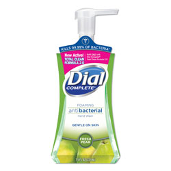 Dial Professional Foaming Pear Bottled Soap, 7.5 Oz