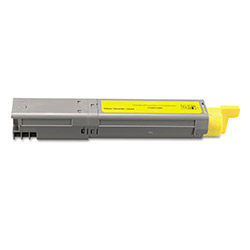 Data Products DPC3400Y (43459301, 43459401) Toner Cartridge, High-Yield, Yellow