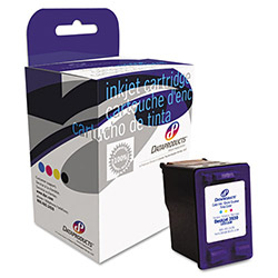 Data Products DPC52AN Compatible Ink, 140 Page Yield, Tri-Color