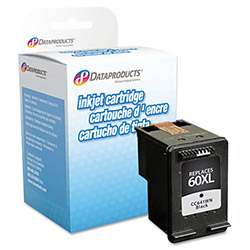 Data Products DPC641WN Remanufactured High-Yield Ink, 600 Page-Yield, Black