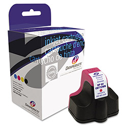 Data Products DPC72WN Compatible High-Yield Ink, 400 Page Yield, Magenta