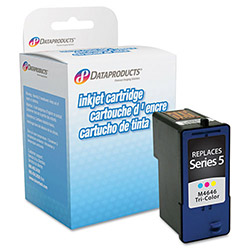 Data Products DPCM4646 Remanufactured Ink, 225 Page-Yield, Tri-Color
