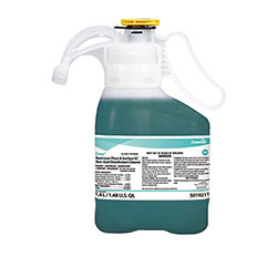Diversey Restroom Floor/Surface Disinfectant Cleaner, 1.4L