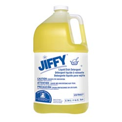 Unilever Jiffy Dish Washing Liquid, 1 Gallon
