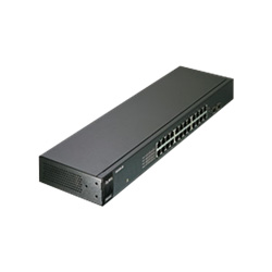 Zyxel GS1100-24 Ethernet Switch - 24 Port - 2 Slot