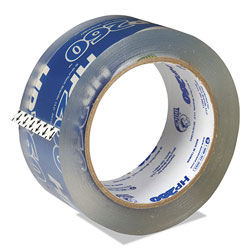"Duck® Packaging Tape, 3"" Core, 3.1 Mil, 1-7/8"" x 60 Yds., 36/Pack, CL"