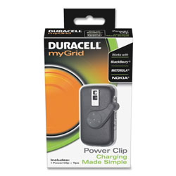 Duracell Powerclips, Micro USB Tips, Compatible w/ Most Smart Phones