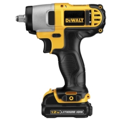 "Dewalt Tools 12 Volt Lithium Ion 3/8"" Drive Impact Wrench Kit"