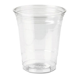 Dixie CP12DX Pete Clear Plastic Cup, 12 Ounce