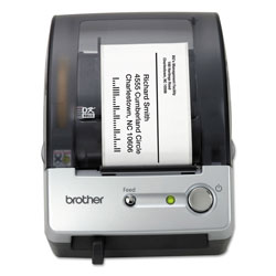 Brother P-Touch QL-500 - Label Printer - B/W - Thermal Transfer