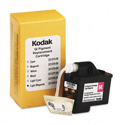 Encad QI Pigment Ink Replacement Cartridge for NovaJet 1000i, Light Magenta