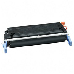 Elite Image Toner Cartridge for Color LaserJet 4600 Series, Black