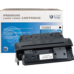 Elite Image Copier Toner Cartridge, For HP C4127A, 6000 Page Yield, Black
