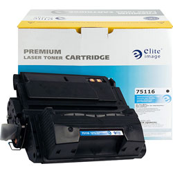 Elite Image Laser Cartridge For HP 4250/4350, 20000 Page Yield, Black