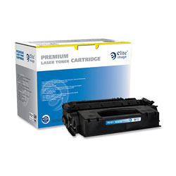 Elite Image HP 1320 Series Compatible Laser Toner Cartridge, 6000 Page Yield